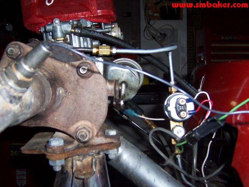 Monster Turbocharged Volkswagen Manx - Dr  Scott M  Baker