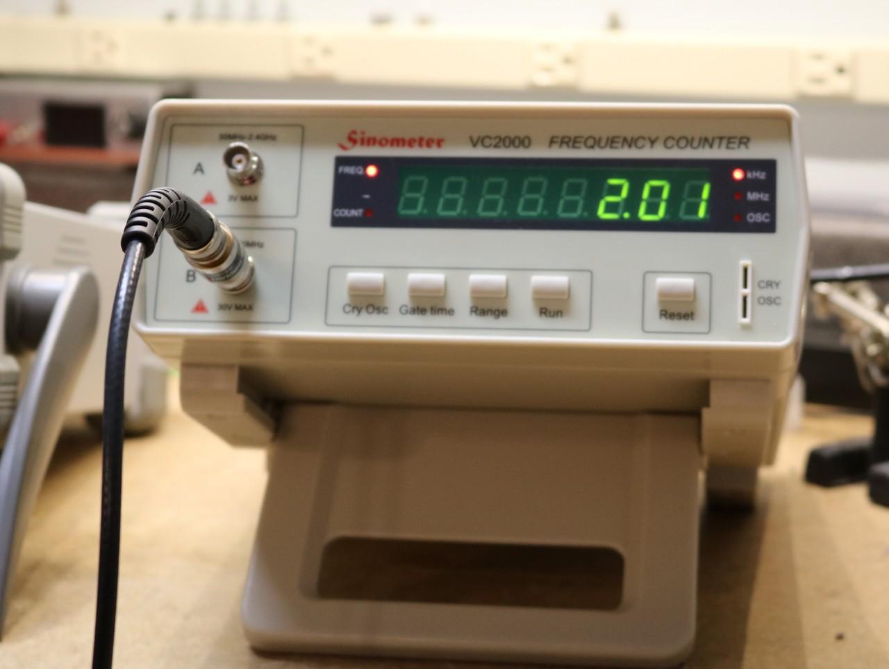 Sinometer VC2000 Freqeuncy Generator