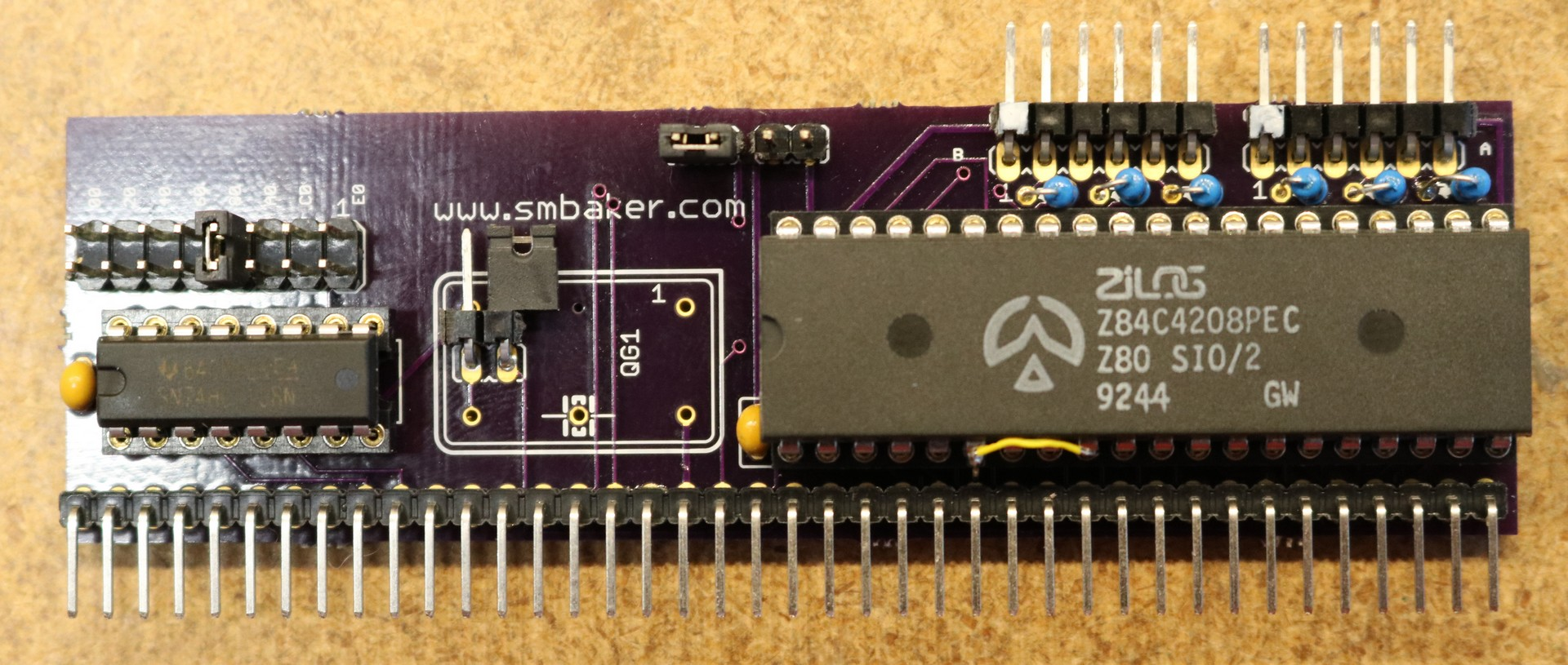 Z80 Retrocomputing 9 – CTC and dual serial ports for RC2014 11