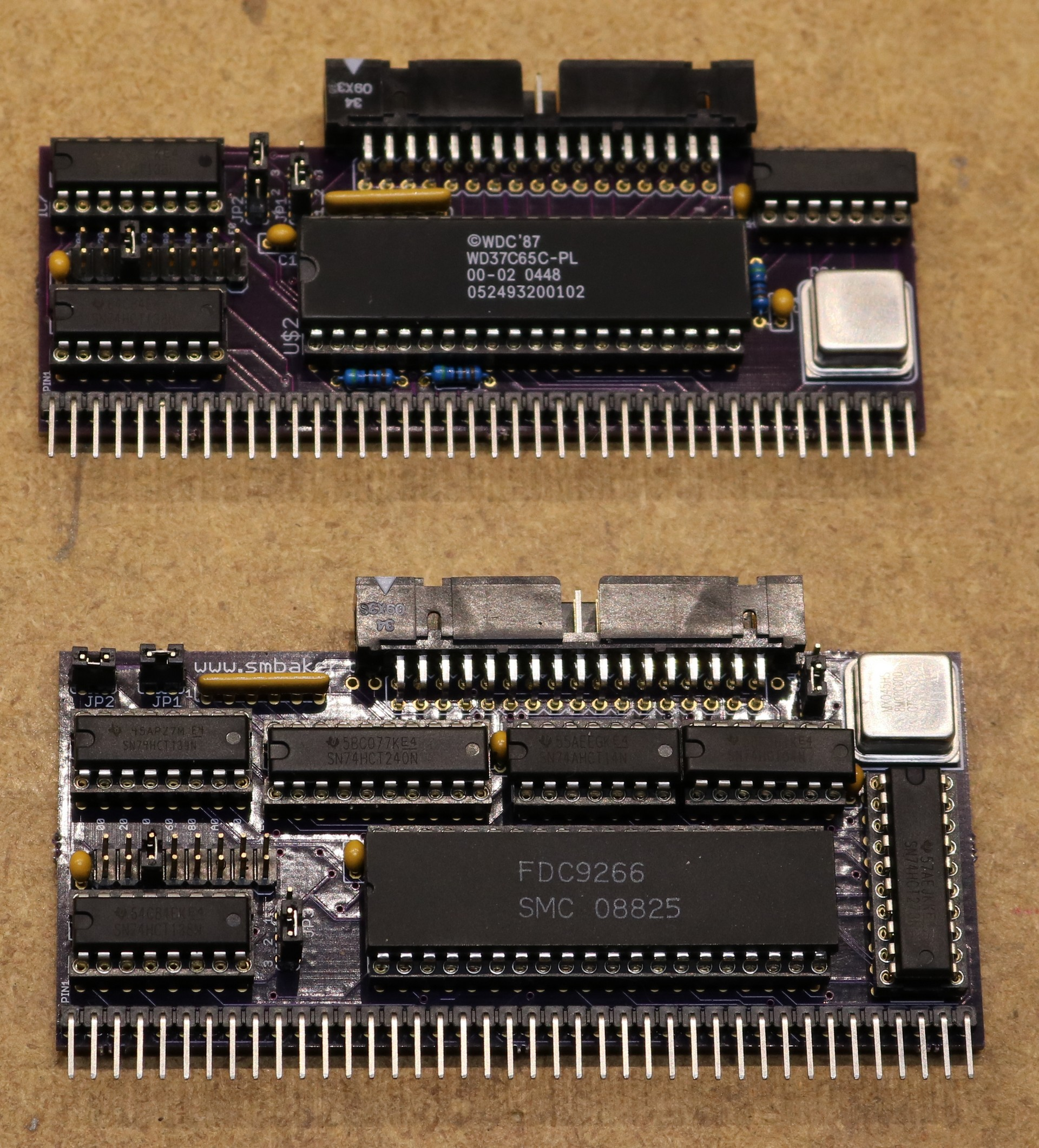 Z80 Retrocomputing Part 14 – RC2014 Floppy Controller Boards