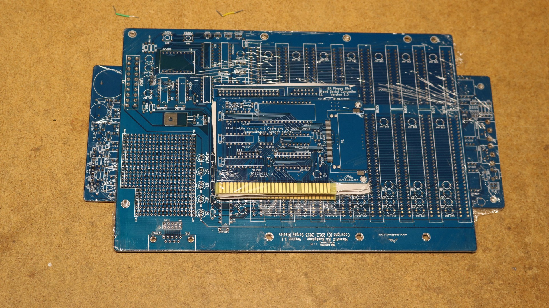 Building An Xi 8088 Pc Dr Scott M Baker Motherboard Circuit Board Components Find A Set Of And Related Boards