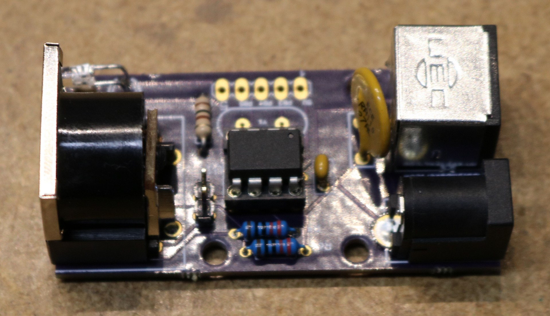 PS2-TTLSerial Adapter for RC2014 and MIDI - Dr  Scott M  Baker