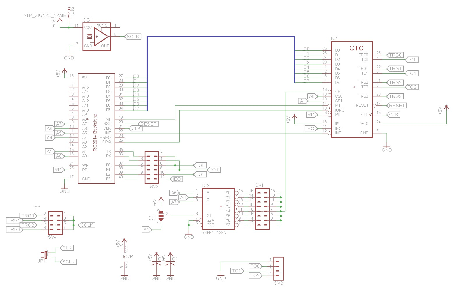 X Ray Circuit Board Diagram Wiring And Fuse Box Block Of Z80 On